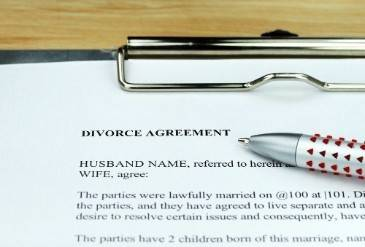 Items Needed To File Divorce in New Jersey